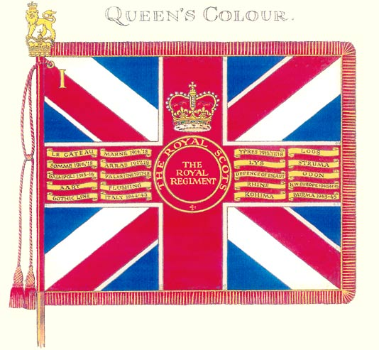 Queen's Colour